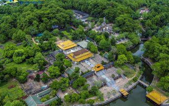 7 khu lăng tẩm các Vua nhà Nguyễn nổi tiếng ở Huế