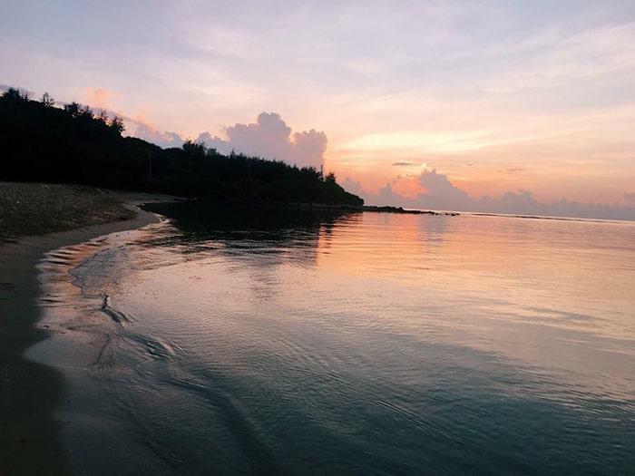 Bình mình trên đảo Phú Quý