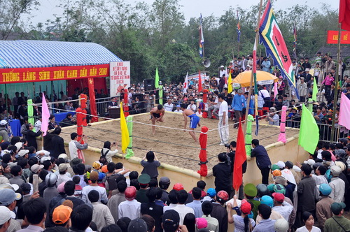 Lễ hội dịp Tết Nguyên đán được yêu thích nhất 4