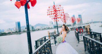 8 địa điểm chụp ảnh cưới đẹp ở Đà Nẵng