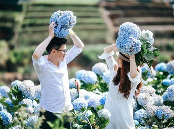 Du lịch Đà Lạt tháng 3 hấp dẫn những mùa hoa 17