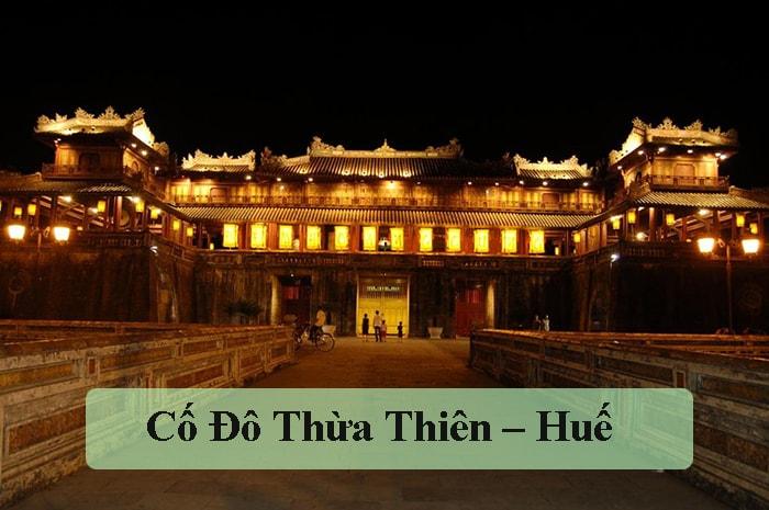 Cố Đô Thừa Thiên – Huế