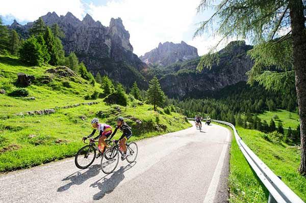 Du lịch bicycle giúp tăng cường sức khỏe và cải thiện vóc dáng