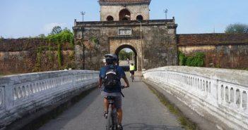 Trải nghiệm du lịch bicycle Huế