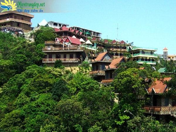 Núi Bà Nà hills - Đà Nẵng