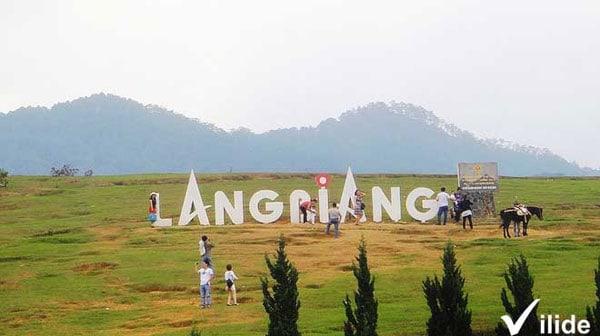 Núi Liangbang là điểm đến tuyệt vời cho dân phượt