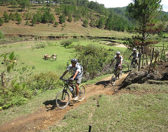 Kinh nghiệm phượt xe đạp Đà Lạt