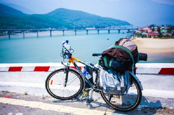 Đà Nẵng là điểm dừng chân lý tưởng cho các phượt thủ xe đạp