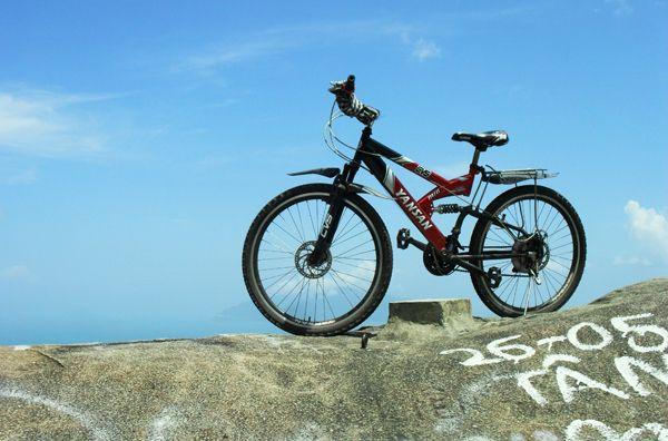 Một chiếc xe đạp phù hợp sẽ thuận tiện hơn cho chuyến đi của bạn