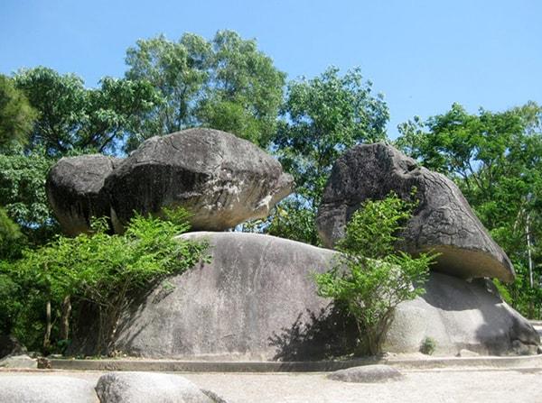 Hòn Trống Mái - Sầm Sơn
