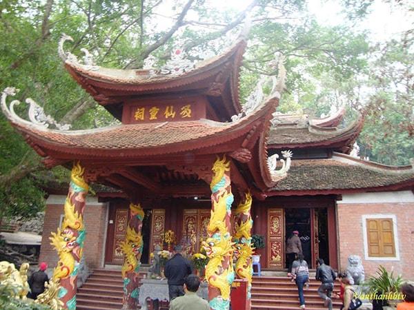 Chùa Cô Tiên - Sầm Sơn