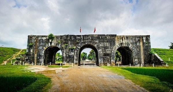 Thành nhà Hồ - di tích lịch sử UNESCO