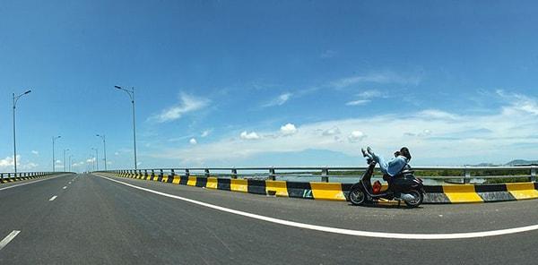 Đường ven biển Phan Thiết - Mũi Né