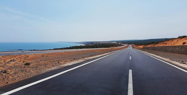 Cung đường ven biển Phan Thiết - Mũi Né