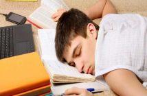 Điều trị hội chứng ngủ rũ bằng phương pháp tự nhiên