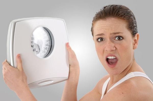 Ung thư là một trong những nguyên nhân gây ra sụt cân