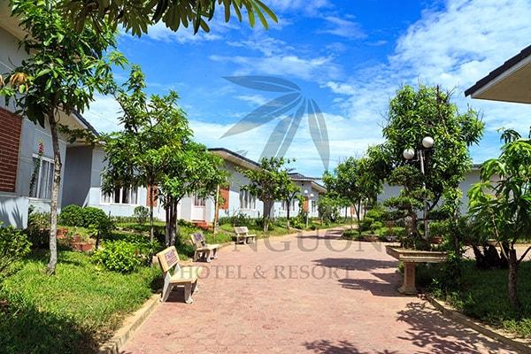 Khu nghỉ dưỡng Tre Nguồn Thiên Cầm Resort