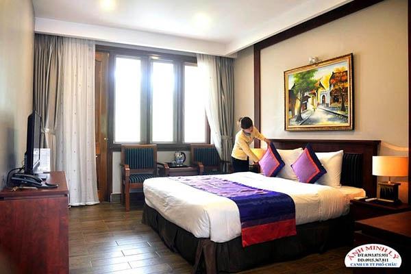 Khu nghỉ dưỡng Minh Tự Resort ở Hà Tĩnh
