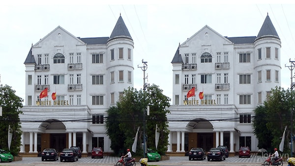 Khu nghỉ dưỡng White Palace Hotel Hà Tĩnh