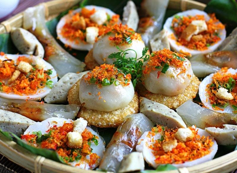 Bánh bèo đặc sản nổi tiếng ở Huế