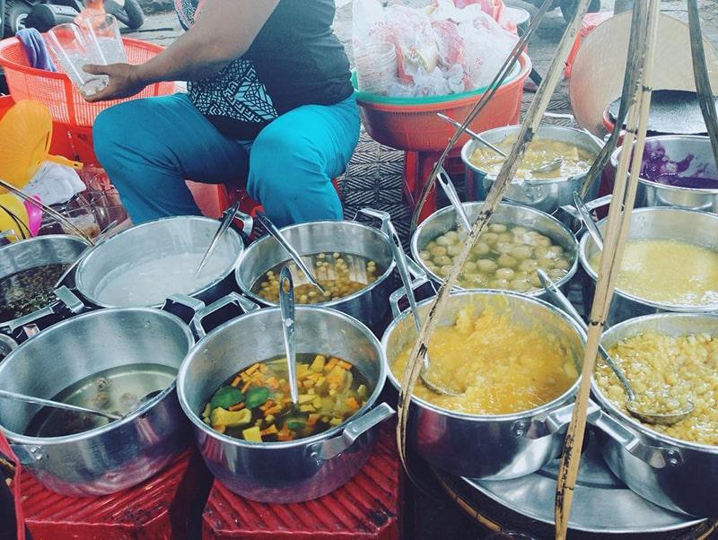 Các món chè ngon ở Huế
