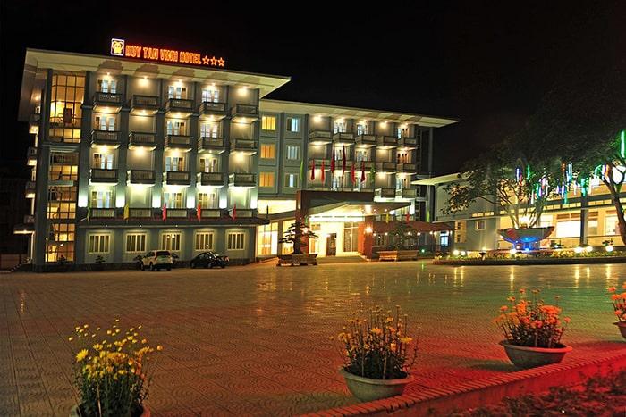 Khách sạn Duy Tân ở Huế