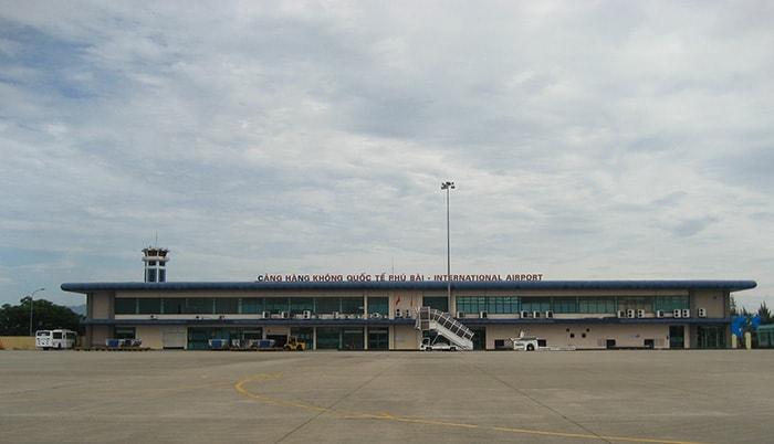 Du lịch Huế bằng máy bay tới sân bay Phú Bài