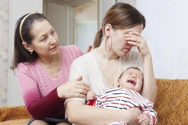 triệu chứng hay quên sau sinh 3