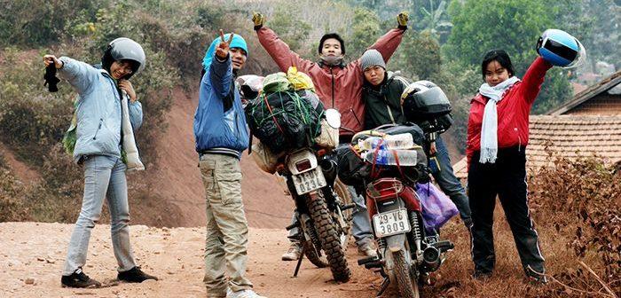 Du lịch bụi là gì? kinh nghiệm du lịch bụi