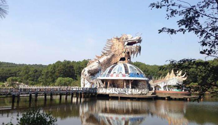 Hồ Thủy Tiên là là địa điểm tham quan phù hợp khi du lịch Huế mùa thu