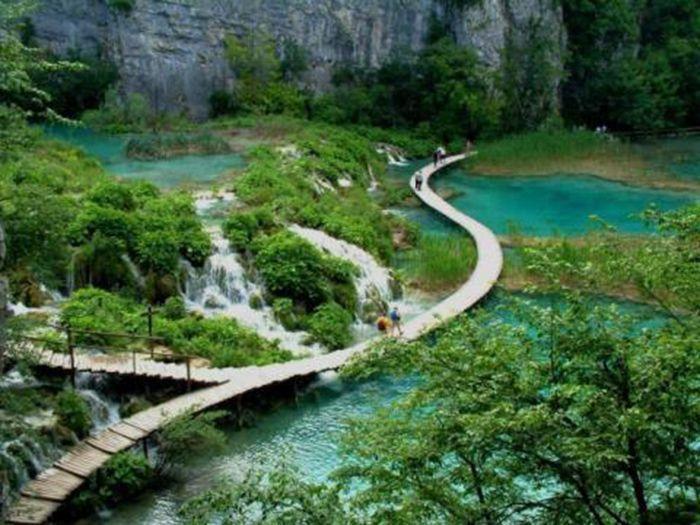 Vườn Quốc Gia Bách Mã là điểm tham quan khi đi du lich Huế mùa xuân