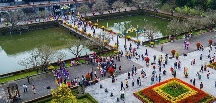 Du lịch Huế vào mùa xuân có gì thú vị?