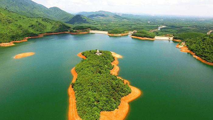 Hồ Truồi là địa điểm du lịch ít được nhắc đến ở Huế