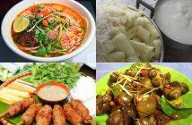 Những món ăn đặc sản cho mùa thu ở Huế ngon đúng điệu 1