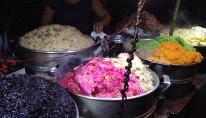 Sôi Bảy Màu là món ăn đặc sản mùa thu ở Huế