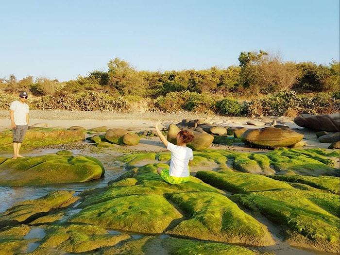Bãi đá Cổ Thạch, Bình Thuận