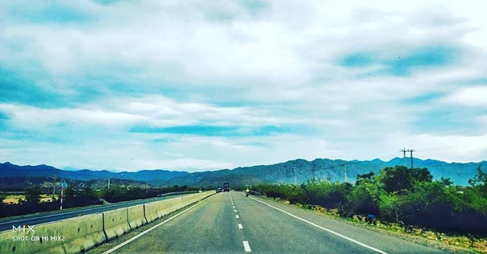 Đường đi Bình Thuận