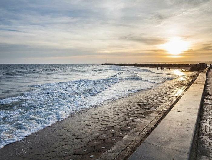 Bãi biển Đồi Dương, Phan Thiết