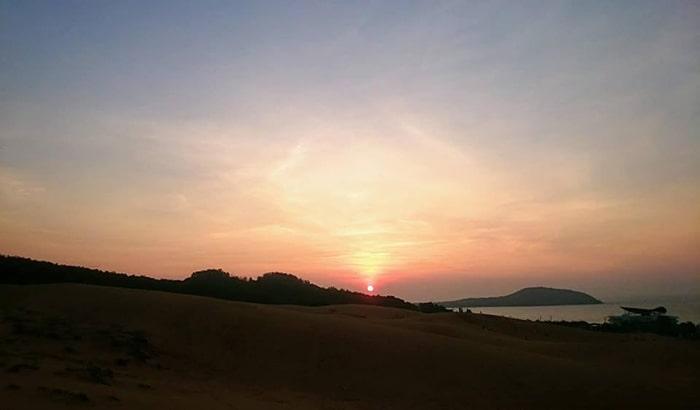Đồi Hồng, đồi cát Mũi Né, Bình Thuận