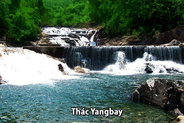 Thác Yangbay - Nha Trang