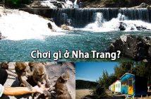 Chơi gì ở Nha Trang nếu có dịp đến đây?