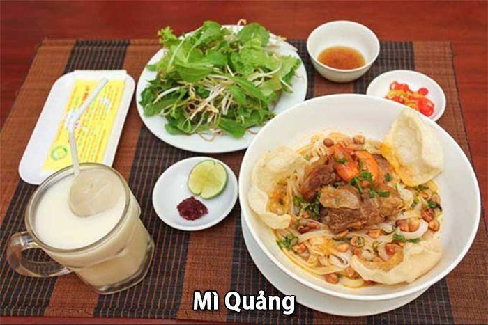 Mì Quảng - món ăn yêu thích tại Đà Nẵng