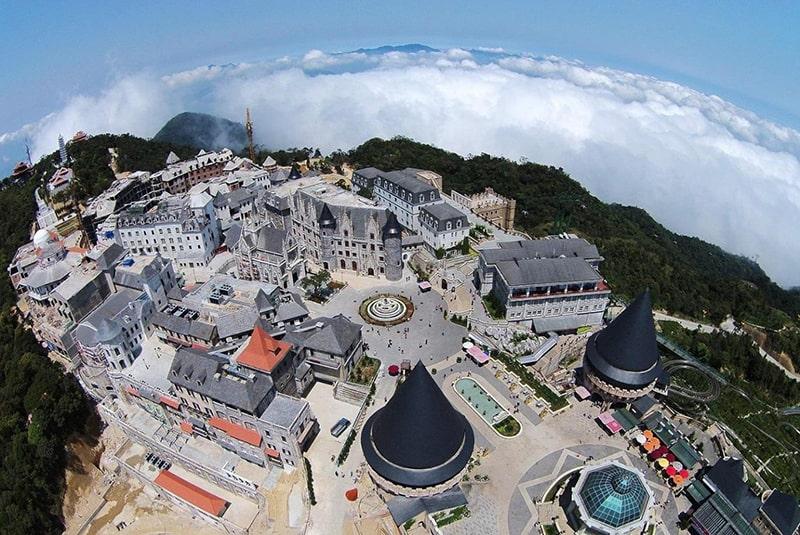 Bà Nà Hill điểm du lịch hấp dẫn ở Đà Nẵng