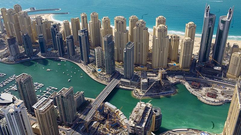 Tham quan thành phố Dubai