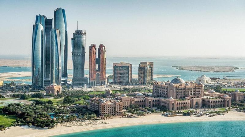 Tham quan thủ đô Abu Dhabi