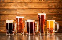 Thưởng thức bia thủ công tại quán Bia Sành Điệu