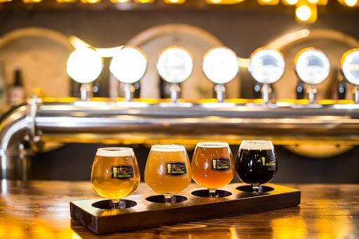 Bia thủ công bắt nguồn từ Châu Âu