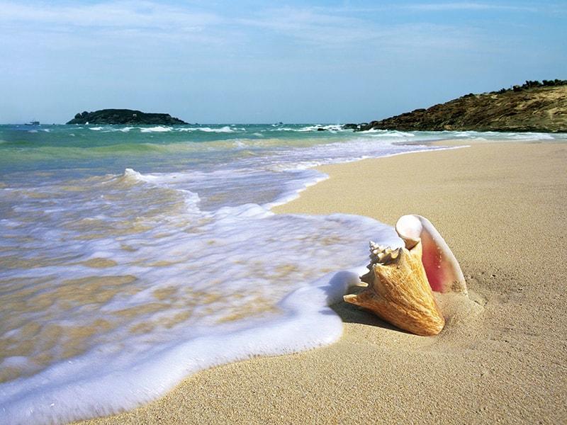 Bãi biển Mũi Né – Bình Thuận