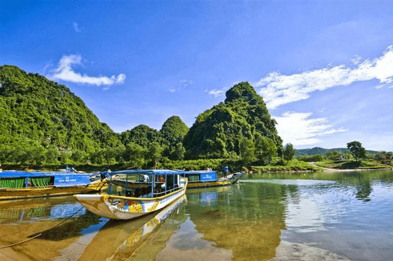 Vẻ đẹp hoang sơ của động Phong Nha - Kẻ Bàng