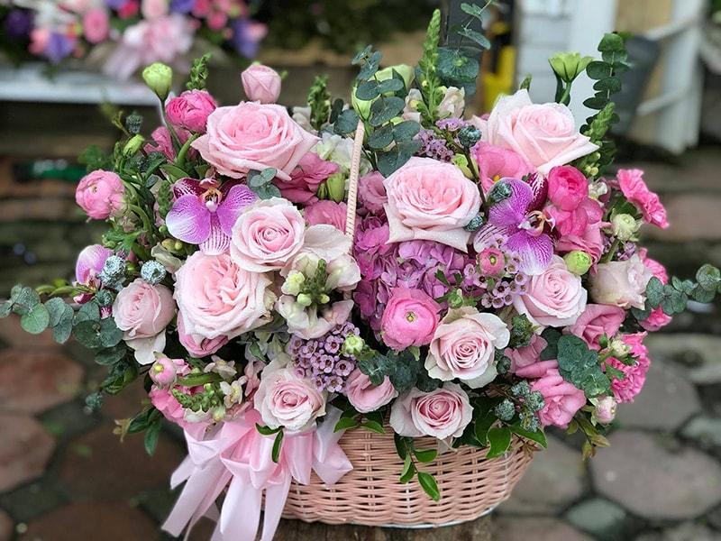 Shop hoa tươi Bảo Ngọc ở Ninh Thuận